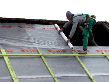 Najlepšia hydroizolácia strechy